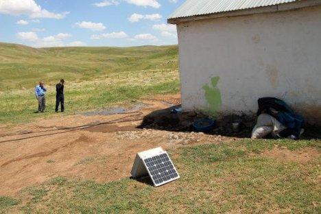 Elektrik Kesintisine Güneş Enerjili Çözüm