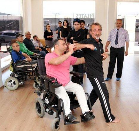 Engellilere Savunma Eğitimi