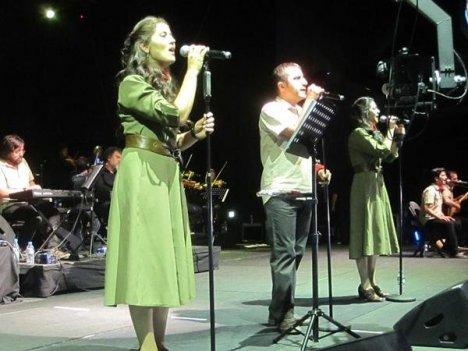 Grup Yorum Almanya'da Irçılığa Karşı Konser Verdi