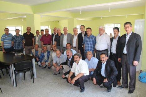 Hakkari'de Delege Seçimi Heyecanı