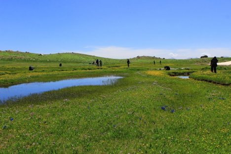 Hakkari'de Dört Mevsim