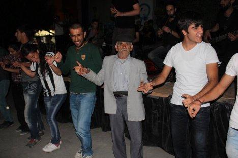 Hakkari'de Halaylı Ramazan Geceleri