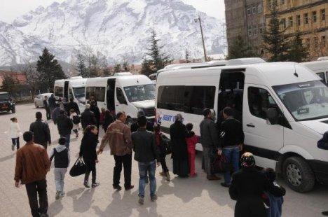 Hakkarili 50 Öğrenciye 4 Günlük Ankara Gezisi