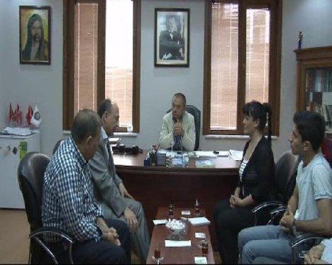 Hdp Heyeti, Okmeydanı Cemevi'ni Ziyaret Etti