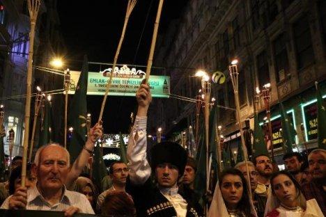HDP'nin desteğine ırkçı tepki!