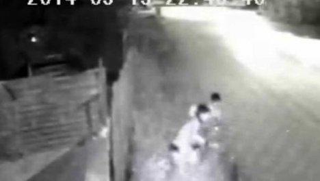 Hırsızlığa Girdikleri Depoda Köpek Görünce Kaçtılar