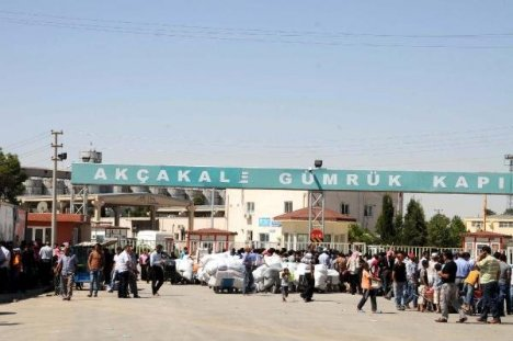 IŞİD, Aylardır Türkiye Sınırında