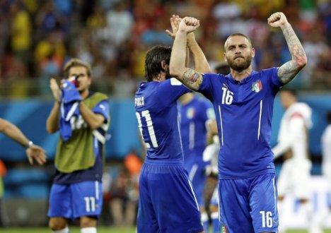 İtalya:2 İngiltere:1