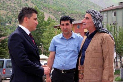 Jirki Aşireti Liderlerinden Öter: Barış Olacaksa Pkk İle Helalleşmeye Hazırız
