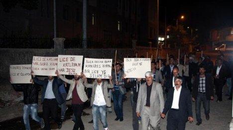 Karlıova'da Kepenkler Açılmadı