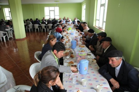 Kavgalı Aileleri BDP Barıştırdı