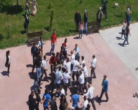 Kırklareli Üniversitesi'nde Kürt öğrencilere saldırı: 2 Yaralı