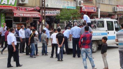Kızıltepe Zabıta Ekiplerinden Bisiklet Ve Motosiklet Operasyonu
