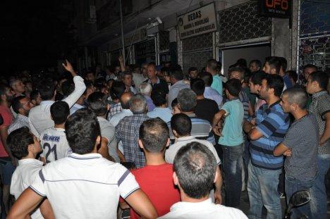 Mardin'de elektrik kesintileri halkı sokağa döktü