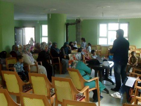 Muradiye'de Süt Ve Süt Ürünleri Bilgilendirme Semineri