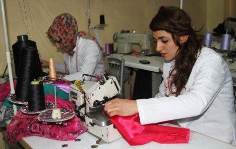 Newroz, kiras-fistanlara rağbeti arttırdı
