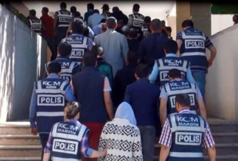 ÖTV vurgununda 11 tutuklama