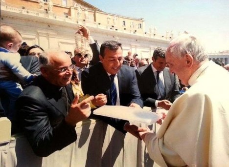 Papa'ya Mektup Verdiler: Kürtler, Çarmıha Gerilen İsa Gibi Acılara Katlandı