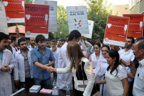 Rojava için İlaç Kampanyası