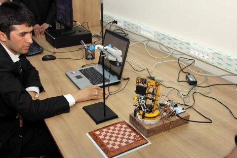 Sibernetik Araştırma Laboratuvarı Kuruldu