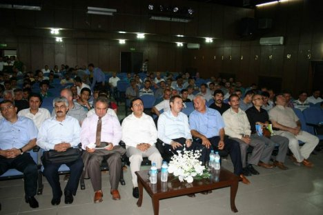 Siirt'te Kürt Dili Ve Edebiyatı Paneli Yapıldı