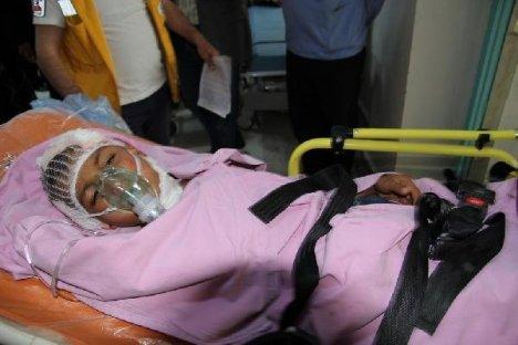 Sokak Köpeklerinin Saldırdığı Çocuk Ağır Yaralandı