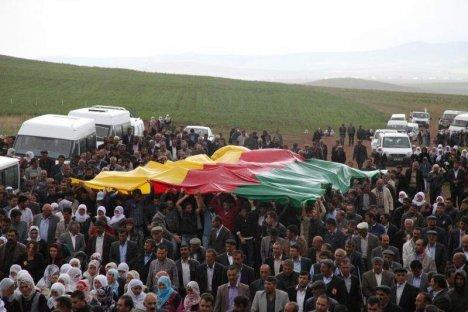 YPG'li Alparslan Özalp'ta toprağa verildi