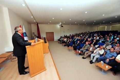 Yyü Eğitim Bilimleri Enstitüsü'nde Mezuniyet Töreni