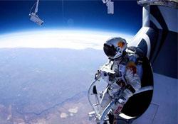 Dünyaya atlayışın yeni görüntüleri yayınlandı