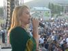 Gençlik Festivali'nde Pınar Aydınlar coşkusu