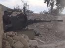 QSD güçlerinin Teşrin Barajı'na operasyonunun görüntüleri