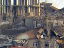 İşte Yüksekova'da top atışlarının yıktığı evler - VİDEO