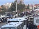 Diyarbakır'daki patlamanın olay yerinden görüntü
