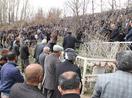 Onbaşılar köyünde hayatını kaybeden 4 kişi toprağa verildi