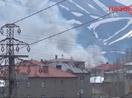 Yüksekova'da dumanlar yükseliyor /15 Nisan 2016