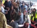 Amedspor yöneticilerine linç girişiminin görüntüleri