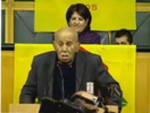 Vedat Türkali: Biz birbirimizi öldürerek bir yere varamayız!