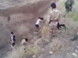 Peşmerge güçleri, 4 IŞİD'liyi sağ yakaladı