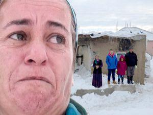 Yüksekovalı annenin çaresizlik gözyaşları