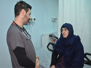 Yüksekova'da günde 500 kişi soğuk algınlığı şikayetiyle hastanede!