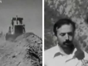 1978 Şemdinli-Yüksekova karayolunun yapımı