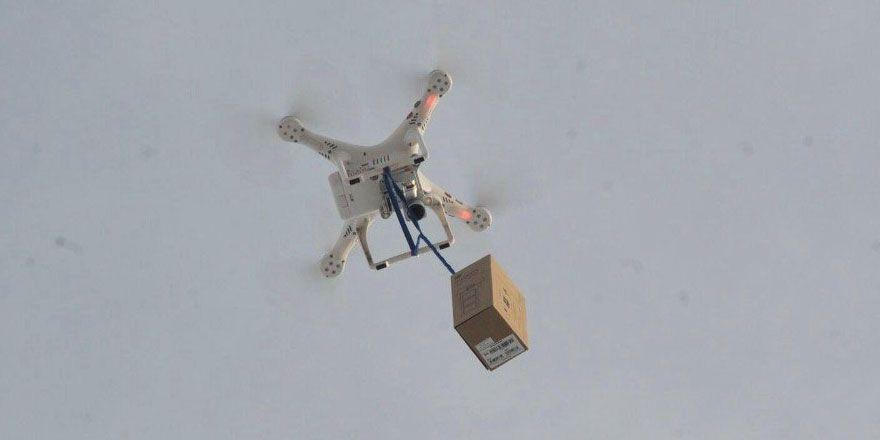 Yüksekova: Dronecell iş başında