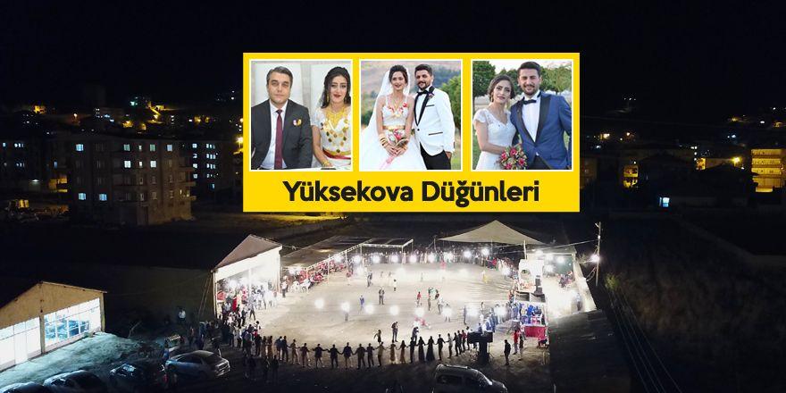 Yüksekova Düğünleri (08- 09 Eylül 2018)
