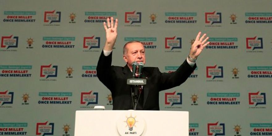 Erdoğan: Ulan beni de Kılıçdaroğlu gibi konuşturdunuz