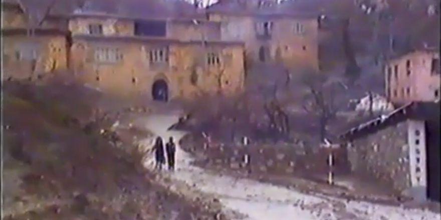 1980'li yıllarda Çukurca