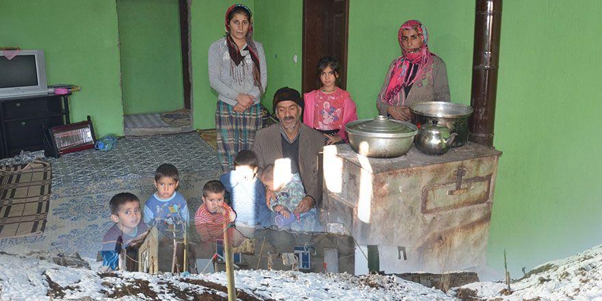 Yüksekovalı Genç ailesi zor günler geçiriyor