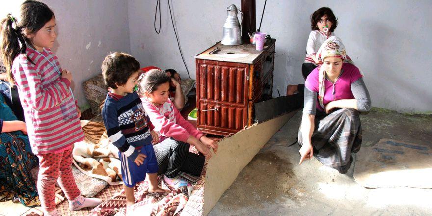 Şemdinlili Keskin Ailesinin yaşam mücadelesi