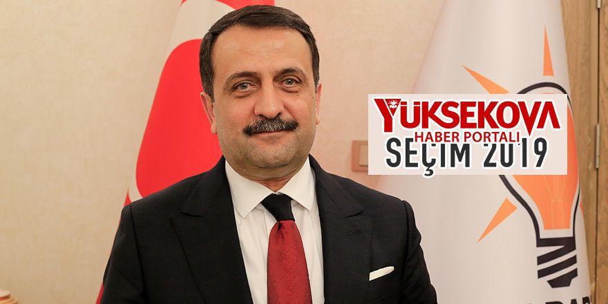 Ak Parti Yüksekova Belediye Başkan Adayı Teoman Zeydan'la söyleşi