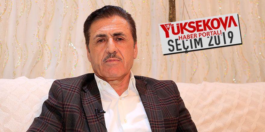 Derecik Bağımsız Belediye Başkan Adayı Kasım Demir ile söyleşi