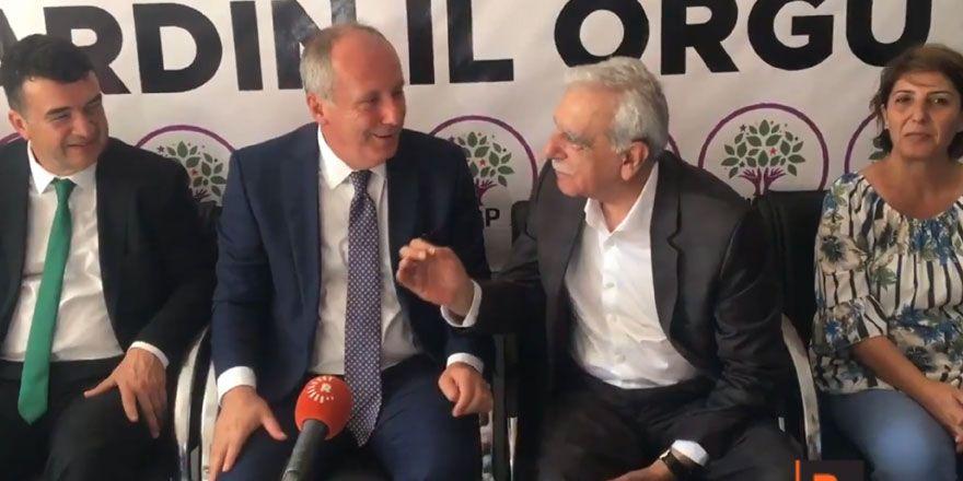 Ahmet Türk: Gümüşçü daire başkanının oğlu